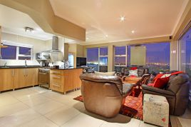 Century City Accommodation - Nautica Penthouse 701