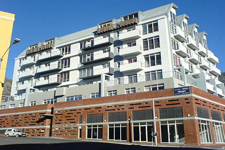 Cape Town Holiday Rentals - Canterbury Square 501