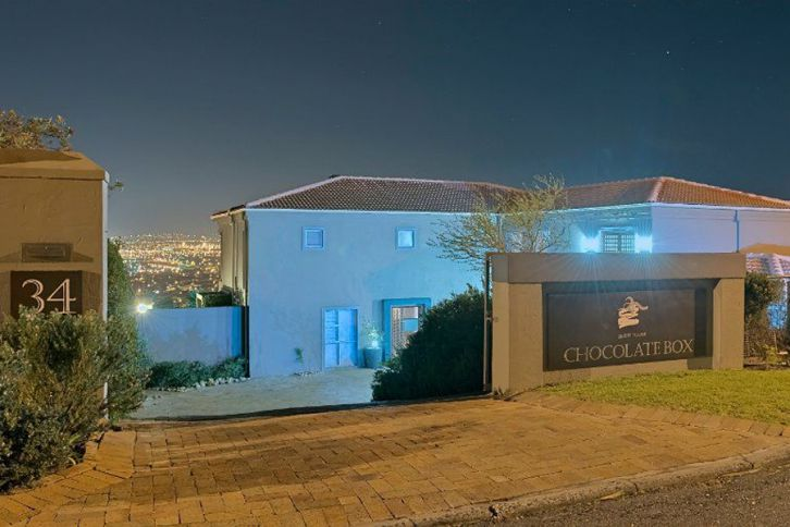Cape Town Holiday Rentals - Chocolate Box