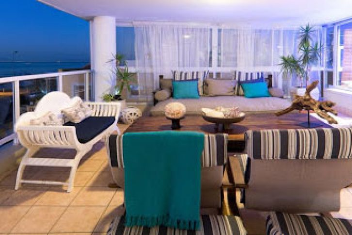 Mouille Point Accommodation - Mouille Vista