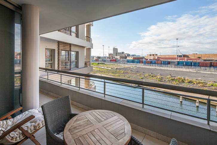 Waterfront Self Catering - Canal Quays 1 Bed Standard