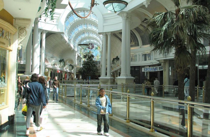 Canal Walk Shopping Centre
