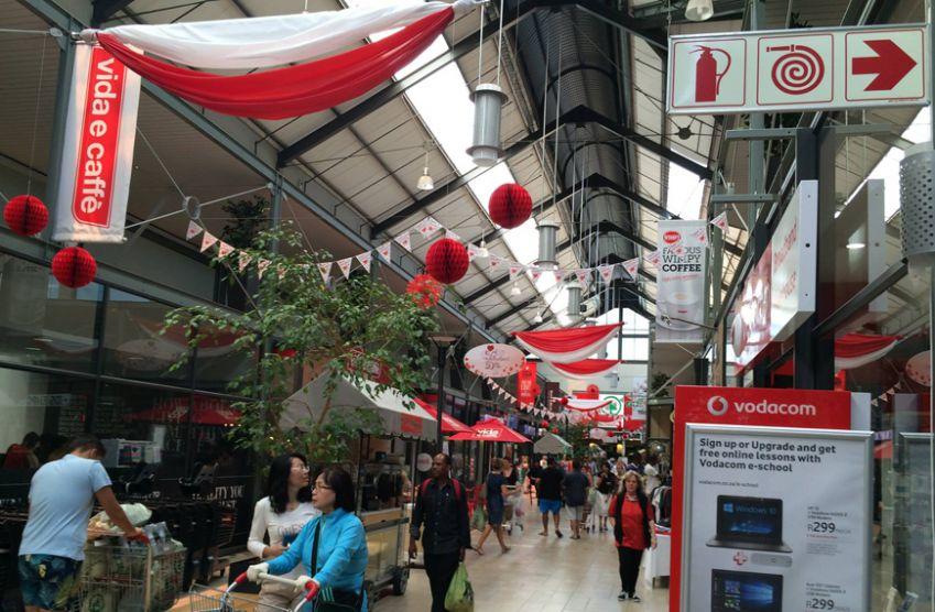 The Paddocks Shopping Centre