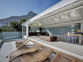 Cape Town Self Catering Accommodation - Clifton Bungalow