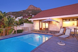 Cape Town Holiday Rentals - Clifton Sky