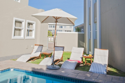Cape Town Self Catering Accommodation - Ocean Shores - Loft