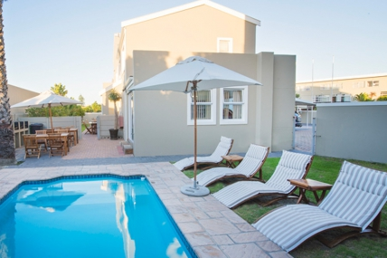 Cape Town Self Catering Accommodation - Ocean Shores - Duplex