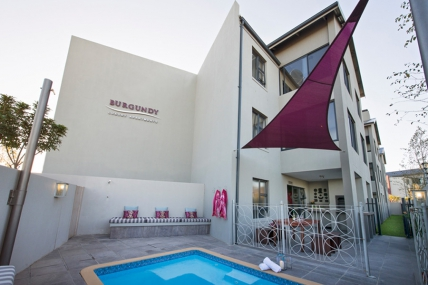Cape Town Self Catering Accommodation - Burgundy