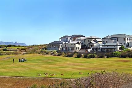Cape Town Holiday Rental - Fairway 15 Villa