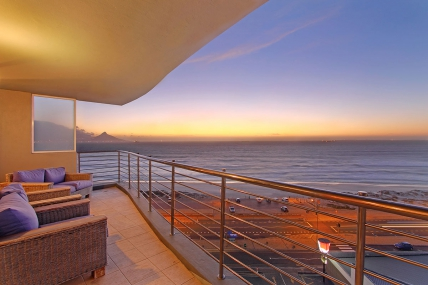 Cape Town Holiday Rentals - Horizon Bay 601