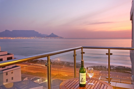 Cape Town Holiday Rentals - Grasso Heights