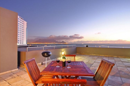 Cape Town Holiday Rentals - Infinity G4