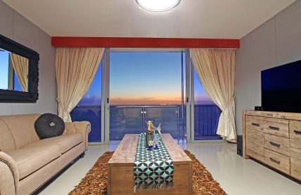 Cape Town Self Catering Accommodation - Infinity 602