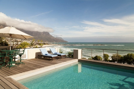 Camps Bay Accommodation - Beach House