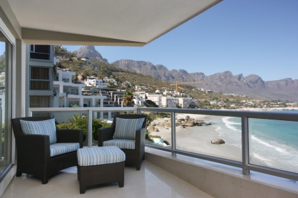 Cape Town Holiday Rentals - Clifton Views
