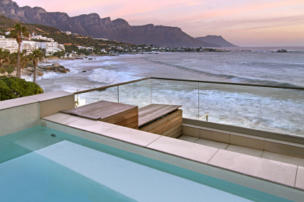 Clifton Self Catering - Clifton Views