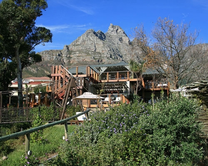 Cape Town Holiday Rentals - Camps Bay Retreat
