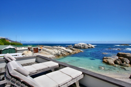 Camps Bay Accommodation - Seahorse Villa