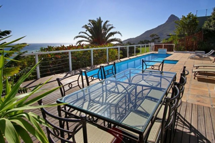 Camps Bay Accommodation - Rontree Reflections
