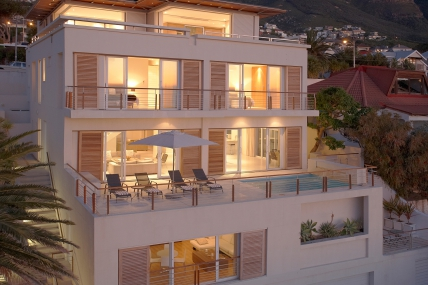 Camps Bay Accommodation - BV - Terrace