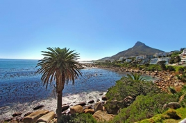 Camps Bay Accommodation - Victoria Views