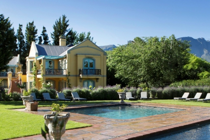 Cape Town Holiday Rental - Franschhoek Country House & Villas