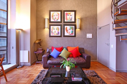 Cape Town Holiday Rental - Cape Loft