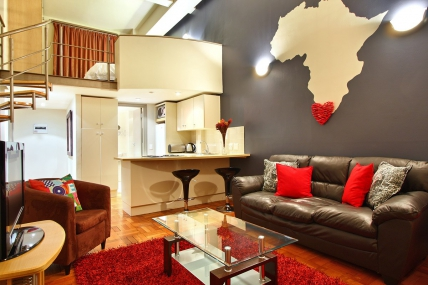 City Bowl Accommodation – African Love Nest