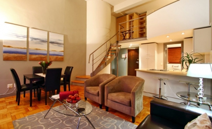 Cape Town Holiday Rental - Heritage Loft