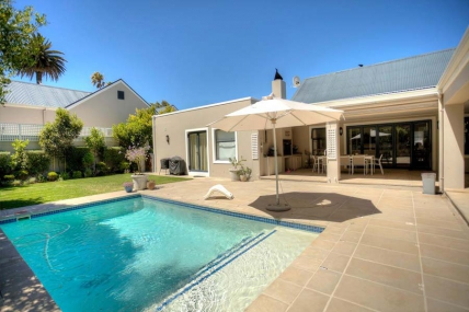 Cape Town Self Catering Accommodation - Truter House