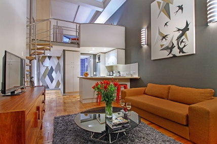 Cape Town Holiday Rentals - Mutual Heights 414