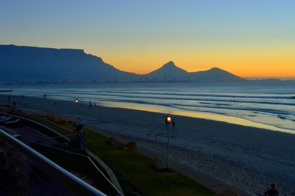 Milnerton Accommodation - LBH - Full Sea Room