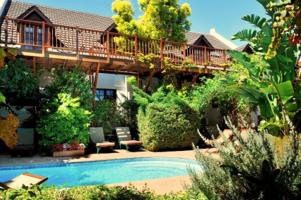 Cape Town Holiday Rental - Gable Manor