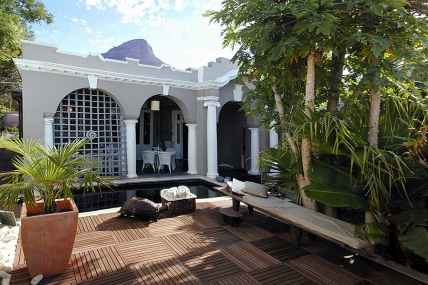 Cape Town Holiday Rental - Jardin Debene Guesthouse