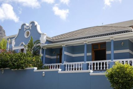 Cape Town Holiday Rental - The Blue House Guesthouse
