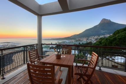 Cape Town Holiday Rental - Balfour Place