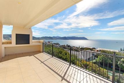 Cape Town Holiday Rentals - Ark Rock - Unit 1