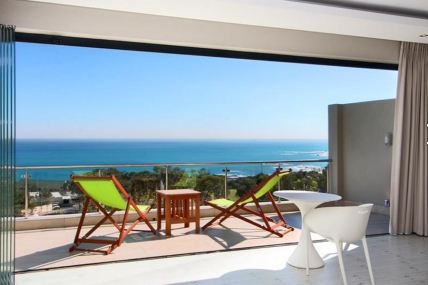 Cape Town Holiday Rental - Sea Mount