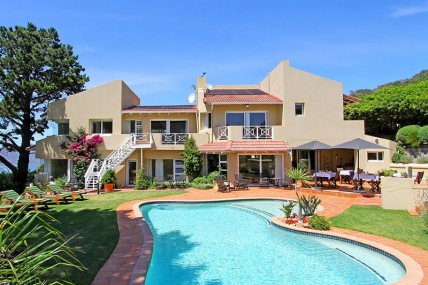Cape Town Holiday Rental - Villa Montebello