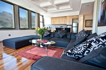 Cape Town Holiday Rental - Etienne
