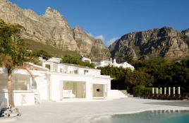 Cape Town Holiday Rentals - Two Views Beachouse