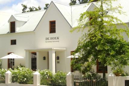 Cape Town Holiday Rentals - De Hoek Manor