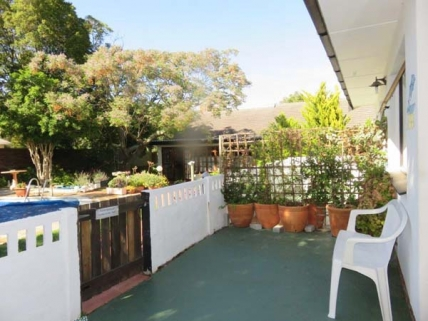 Cape Town Holiday Rental - 40 Winks - Dolphin Cottage