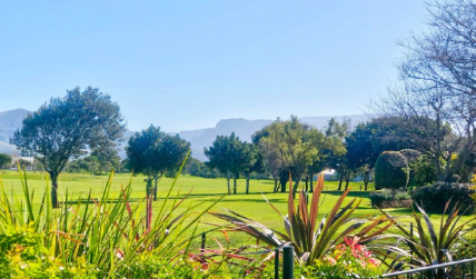 Cape Town Self Catering Accommodation - Blue Crane Villa
