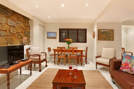 Cape Town Holiday Rental - Dysart Cottage