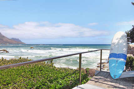 Cape Town Self Catering Accommodation - Glen Beach Vista House
