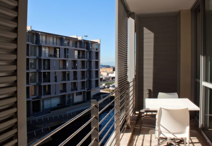 Cape Town Self Catering Accommodation - 303 Harbour Bridge Apartment