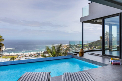 Cape Town Self Catering Accommodation - Skyline Views