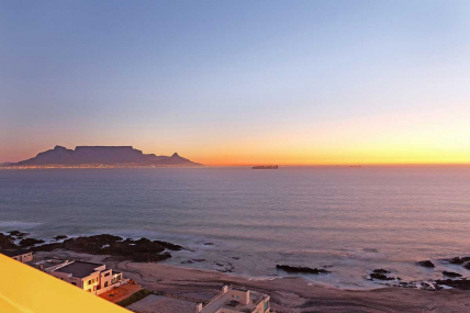 Bloubergstrand Self Catering - Seaview Sunsets