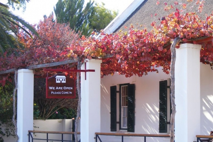 Cape Town Holiday Rentals - Port Wine Guest House